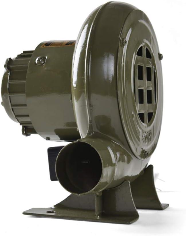 VENTILADOR ajustable de alta potencia, parrilla BBQ, ventilador de ...