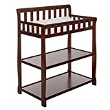 Dark Brown Crib with Changing Table Dream On Me Ashton Changing Table, Espresso