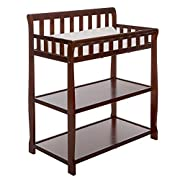 Dream On Me Ashton Changing Table, Espresso