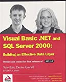 VB.NET and SQL Server 2000 9781861007056