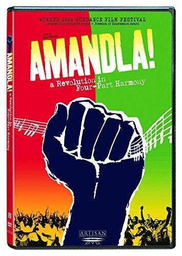 Amandla: Revolution in Four Part Harmony [DVD] [2003] [Region 1] [US Import] [NTSC]