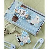 Blue Baby Carriage Design Key Chains.., 26