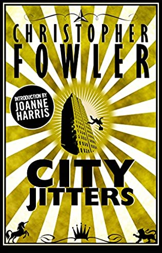 book cover of City Jitters