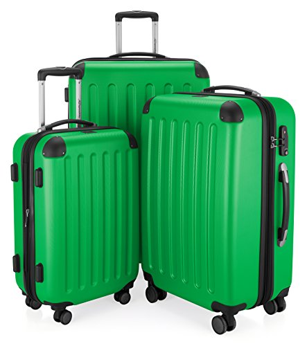 "HAUPTSTADTKOFFER - Spree - Set of 3 Hard-side Luggages Suitcase Hardside Spinner Trolley(20"",..."
