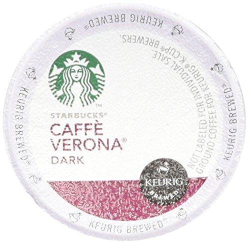 Starbucks Caffè Verona, Dark Roast, 108-Count K-Cups for Keurig Brewers by Starbucks (Image #4)