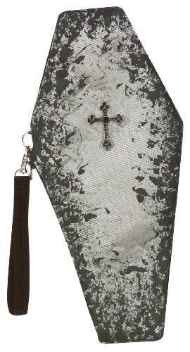 Coffin Clutch Costume Accessory