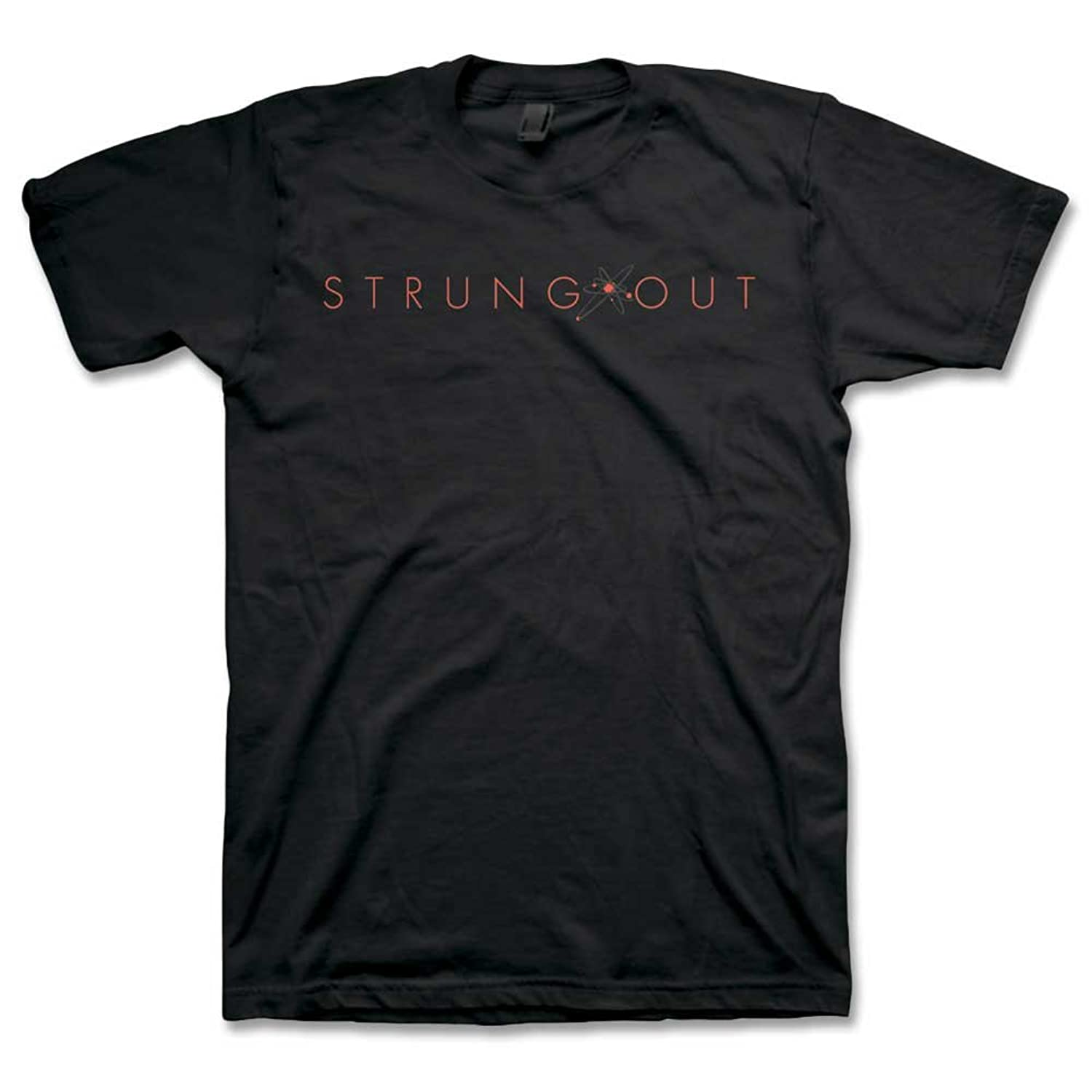 Strung Out - Mens So New Logo Astrolux T-Shirt