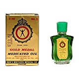 12 x Gold Medal Medicated Oil