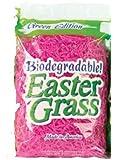 R.J. Rabbit Premium Easter Grass Basket Filler 2 oz Pink #1260