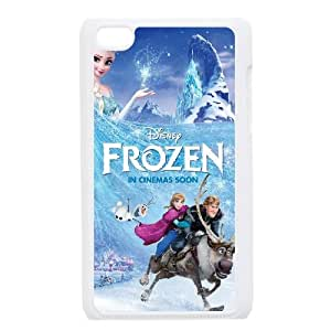 iPod Touch 4 Case White Frozen Phone cover W9326304
