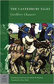 Amazon.com: The Canterbury Tales (Barnes & Noble Classics