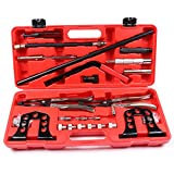 ECCPP Pro Cylinder Head Valve Spring Compressor Removal Installer Tool Fit for 8 16 and 24 Valve Engines