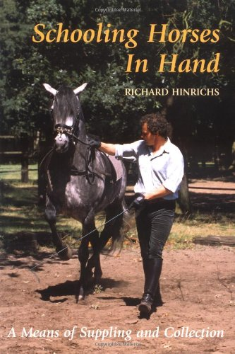 (Schooling Horses in Hand: A Means of Suppling and Collection)
