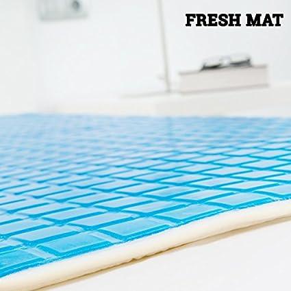 Welzenter Fresh Mat - Colchoneta refrescante de gel
