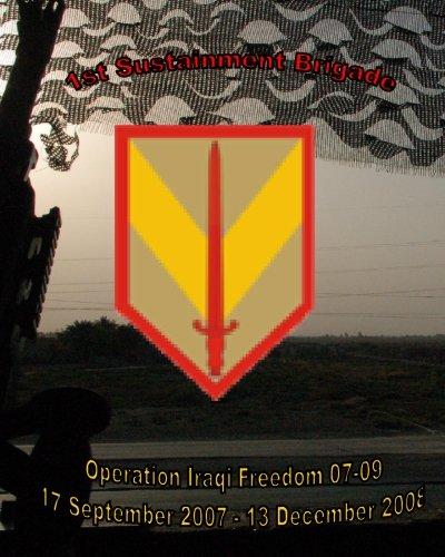 1st Sustainment Brigade Operation Iraqi Freedom 07-09 ebook