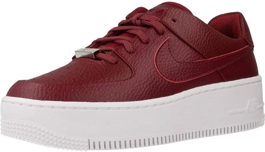 Nike W Af1 Sage Low, Zapatos de Baloncesto para Mujer: Nike ...
