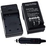 Compact Battery Charger Set for Nikon EN-EL12
