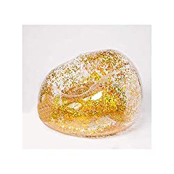 Sequins Inflatable Sofa Lazy Couch Bean Bag