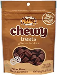 Nutro Chewy Dog Treats, Peanut, 4 Oz. (Discontinued By Manufacturer)