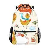Best  - School Backpack Durable Children School Book Bags Holiday Review