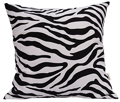 Zebra Toss Pillow - 4