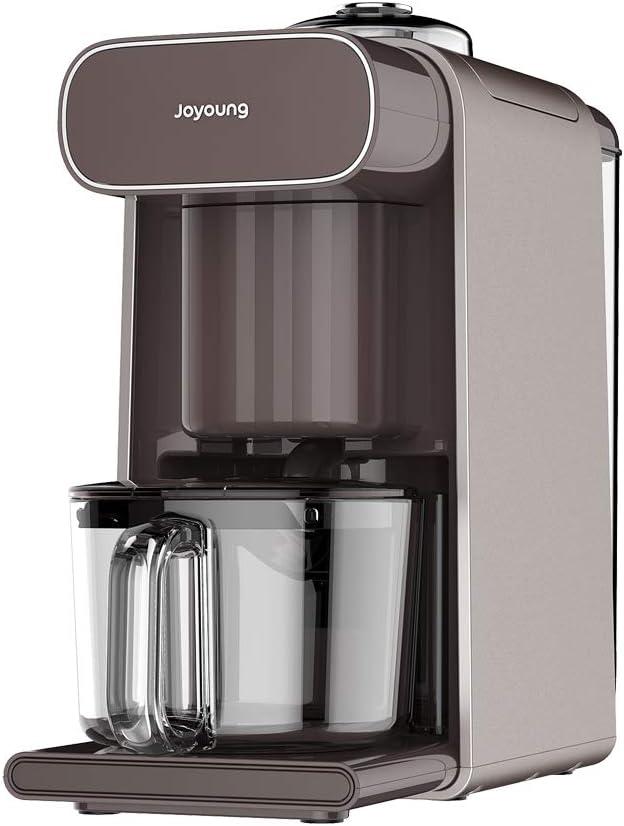 Joyoung DJ10U-K1 Multi-Functional Soy milk Maker, 4-in-1, Coffee Maker, Juice Maker, Electronic Water Kettle, No filter, Intelligent Preset, Capacity Range 300-1000ML