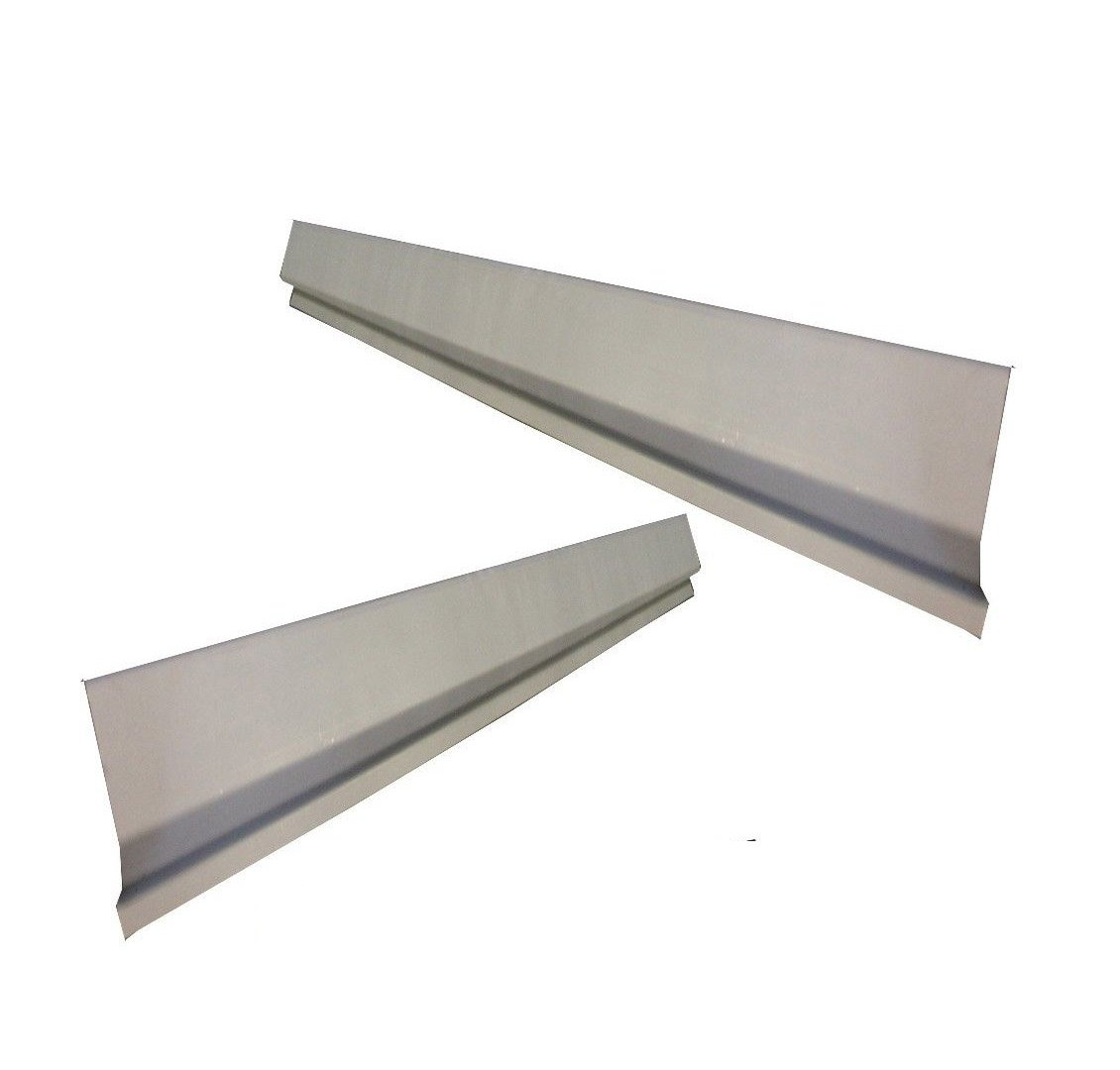 Motor City Sheet Metal - Works With 2002-2009 Dodge Ram 4 Door Quad Cab Outer Rocker Panel Pair