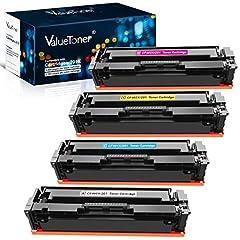 Printer Compatibility:HP Color LaserJet Pro MFP M277dw, HP Color LaserJet Pro MFP M277nHP Color LaserJet Pro MFP M277c6, HP Color LaserJet Pro M252dwHP Color LaserJet Pro M252n PrinterWHAT DO YOU GET FROM VALUETONER TODAY?1. You will receive ...