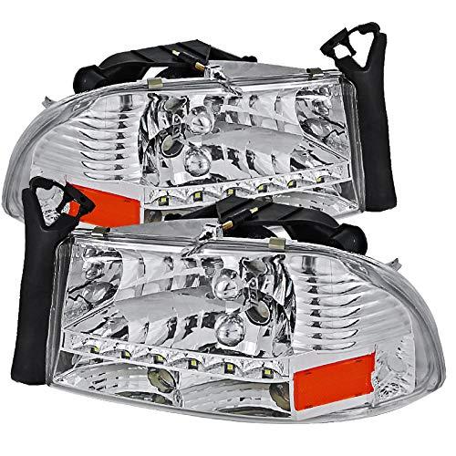 01 dodge dakota headlights - 6