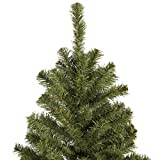 Best Choice Products 7.5 Premium Spruce Hinged Artificial Christmas Tree W/ Stand