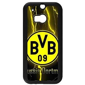 Ballspiel-Verein Borussia 1909 e.V. Dortmund£¬BVB Logo Case Design Hrad Plastic Case Cover For Htc One M8