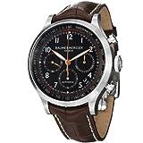 Baume & Mercier Men's BMMOA10067 Capeland Analog Display Swiss Automatic Brown Watch