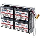 APC RBC24 Compatible Replacement Battery Cartridge Hot-Swap PowerSwap Solution