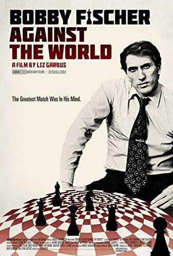 Bobby Fischer Against the World Movie Poster (68.58 x 101.60 cm):  Amazon.co.uk: Kitchen & Home