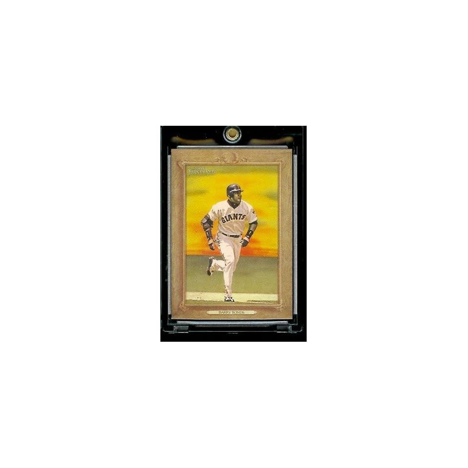 Bonds   San Francisco Giants   MLB Trading Card