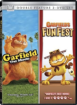 Amazon Com Garfield The Movie Garfield S Fun Fest Movies Tv