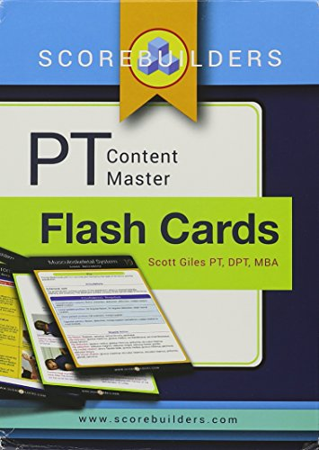 PT Content Master Flash Cards Scott M. Giles