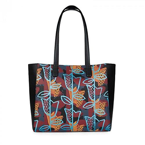 Multicolor colección Leah Shopping Bolso Tous FIxwP11