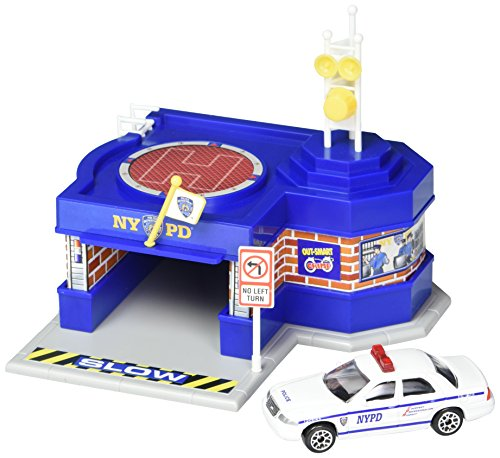Scale Police Station - 7