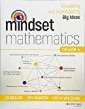 img - for Mindset Mathematics: Visualizing and Investigating Big Ideas, Grade 4 book / textbook / text book