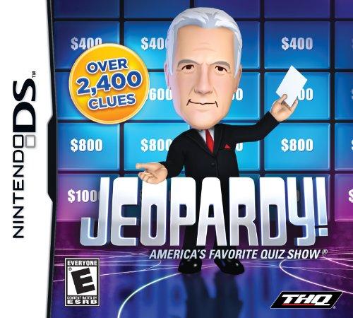 Jeopardy - Nintendo DS ()