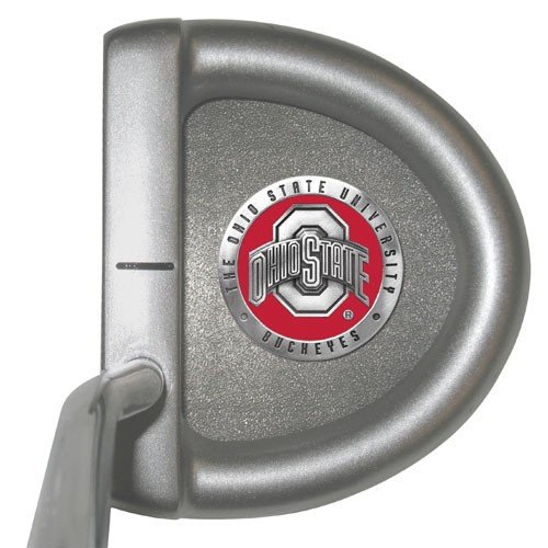 Ohio State Buckeyes Putter by Heritage Pewter