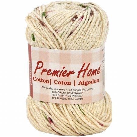 Premier Yarns Home Cotton Yarn - Multi-vineyard Dots