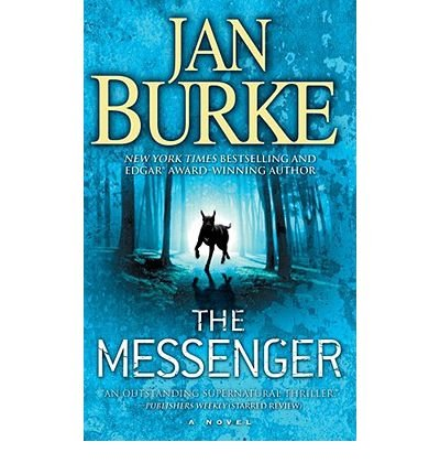 The Messenger By Burke Jan Author Pocket Books Publisher