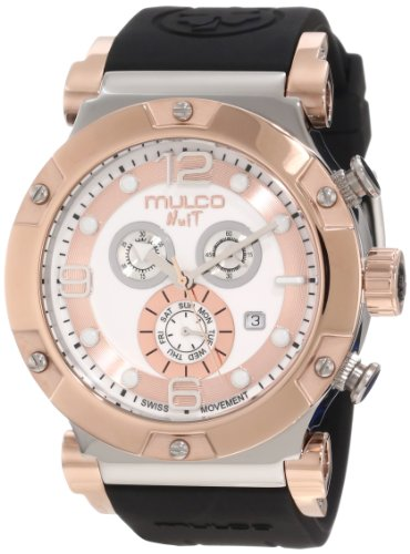 amazon com mulco unisex mw5 1623 021 nuit track chronograph swiss amazon com mulco unisex mw5 1623 021 nuit track chronograph swiss movement watch mulco nuit track collection watches