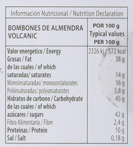 Pablo Garrigós Ibáñez Bombones de Almendra Volcánica Vintage - 18 Unidades: Amazon.es: Alimentación y bebidas