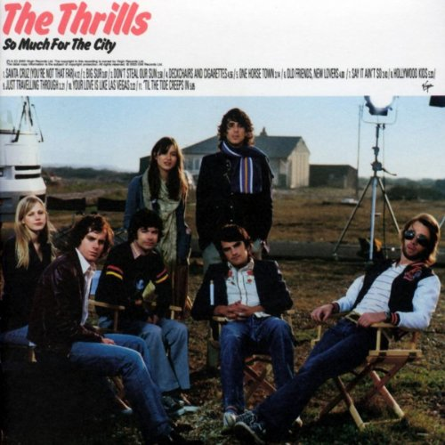 The Thrills-So Much For The City-CD-FLAC-2003-FLACME Download