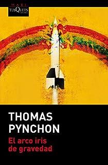 El arco iris de gravedad par Pynchon