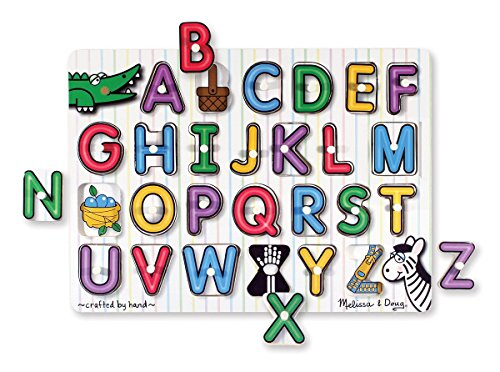 The 8 best alphabet puzzles for 2 year olds