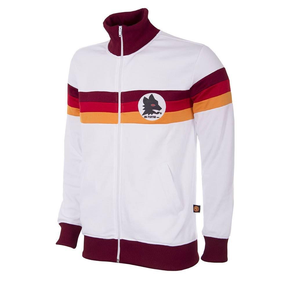 As Roma 1981-82 Retro Football